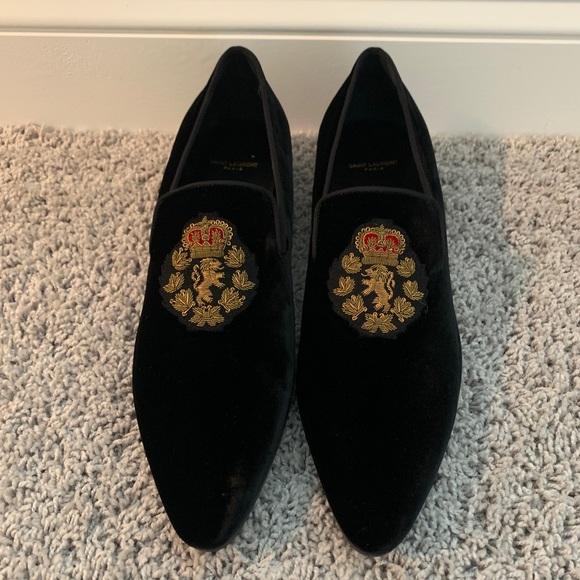 Yves Saint Laurent Shoes   Ysl Mens